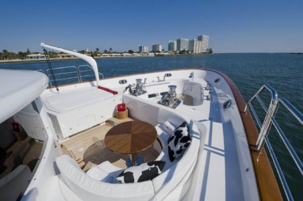 LADY SHEILA -  deck 1